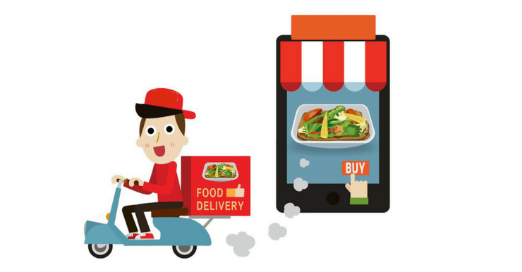 On-Demand Food Delivery