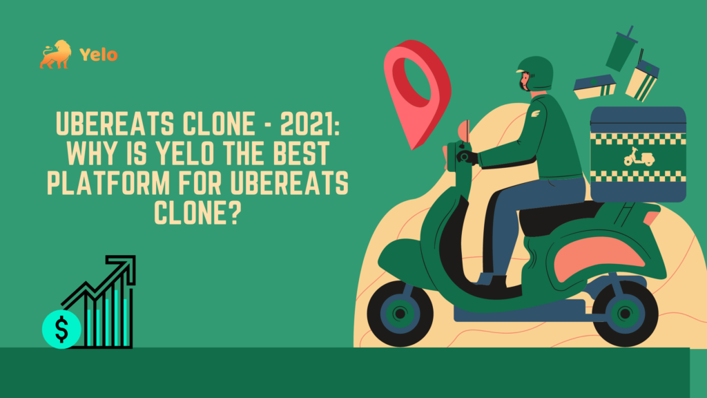 UberEats Clone - 2021: Why is Yelo the best platform for UberEats clone?