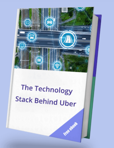 the technology behind Uber