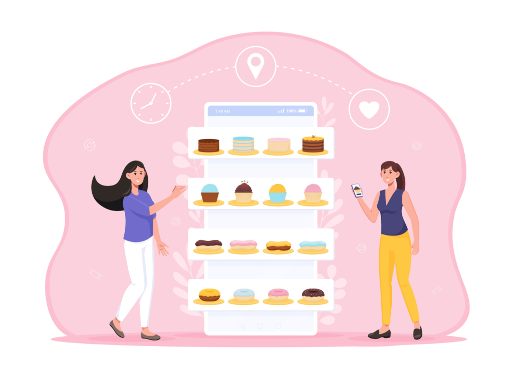 smooth and simple online cake delivery service