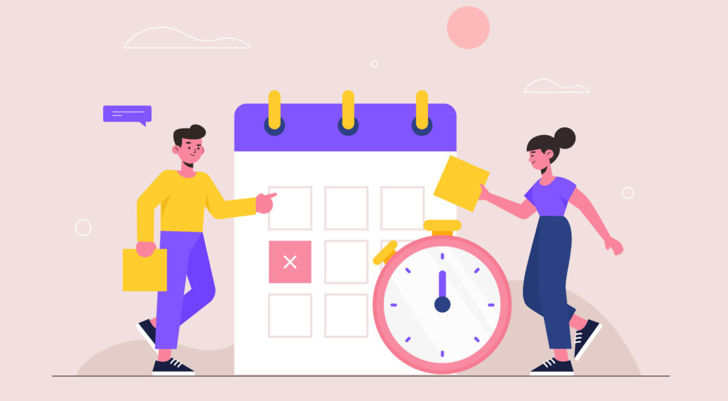 home services scheduling